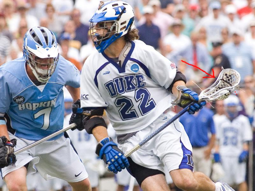 Senior Ned Crotty will lead a talented Blue Devil team this spring on a quest for a national title.