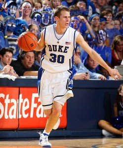 Former Duke basketball player Jon Scheyer is returning to the team as a special assistant. (Chronicle File Photo)