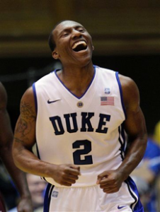 Nolan Smith and Kyrie Irving have the potential to be one of the best backcourts Duke has had in years