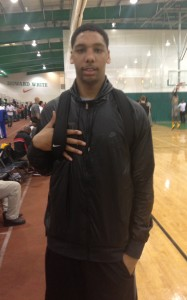 Jahlil Okafor, the No. 1 player in the class of 2014. (Photo Credit: Brady Buck/The Chronicle)