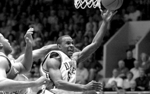 Ewing is currently playing in Turkey for Besitkas J.K.(Chronicle File Photo)